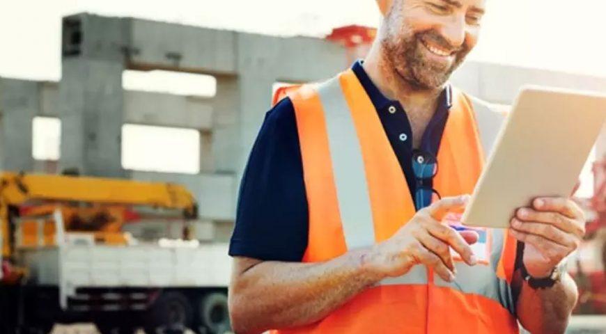 Como a tecnologia ajuda a alavancar o setor da construção civil